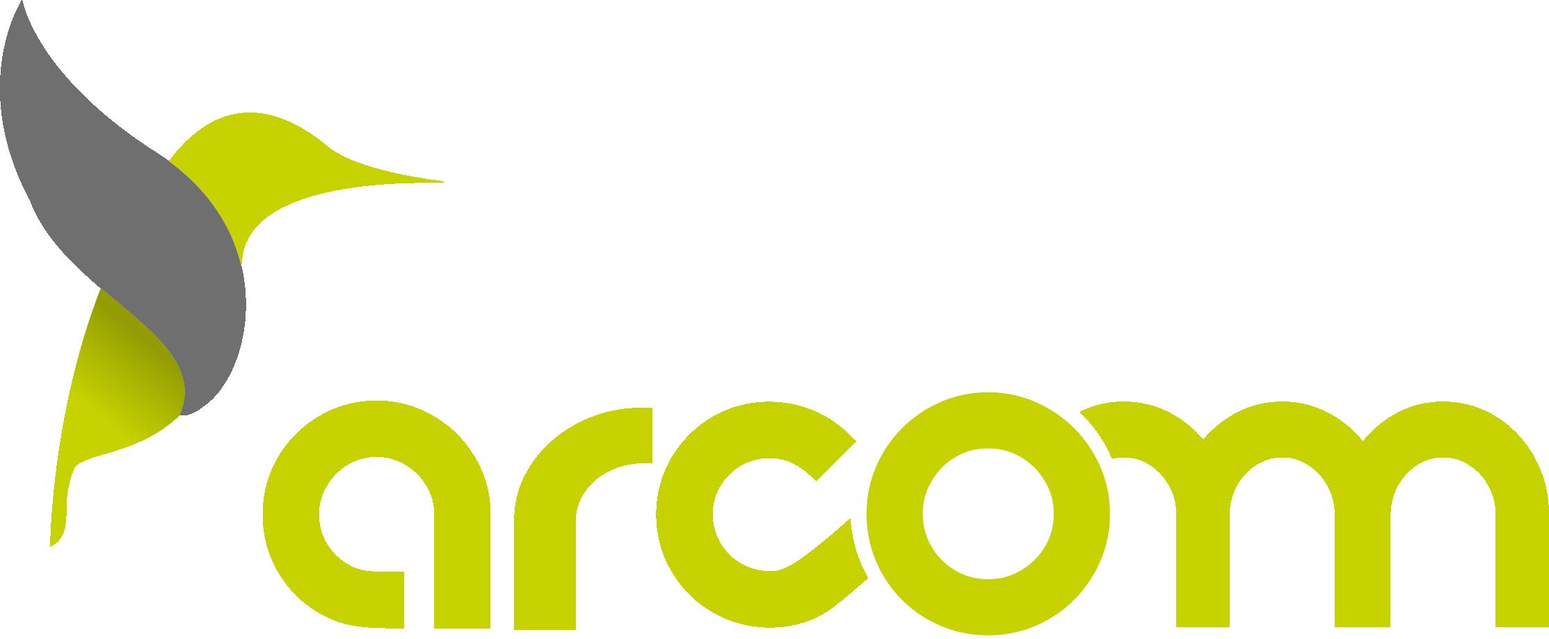 ARCOM - Logo